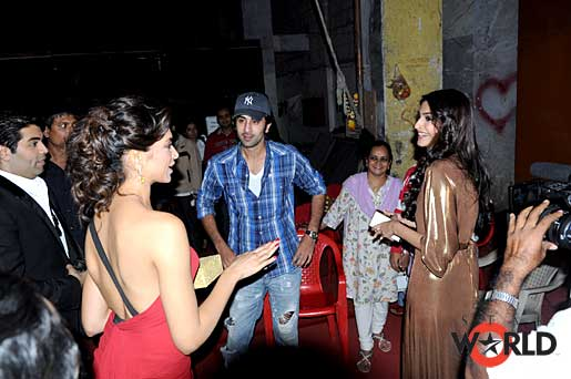 Shocking!! Deepika, Ranbir, Sonam at Koffee With Karan