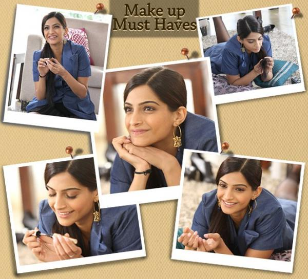 Sonam Kapoor Photoshoot For L&#39;Oreal Makeup