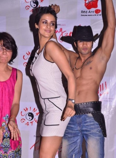 Gul Panag Promoting Movie Turning 30