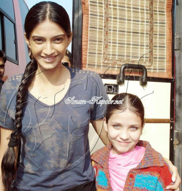 Sonam Kapoor Real Life Pics