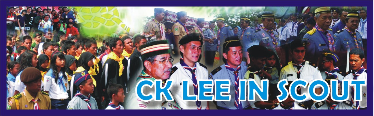 CK Lee In Scout