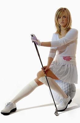 golf babes
