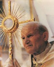 Bl. Pope John Paul II