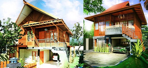 desain rumah panggung beton - ziaartgallery.com & Desain Rumah Panggung Beton \u0026 Dengan Pondasi Yang Di Buat Cukup ...