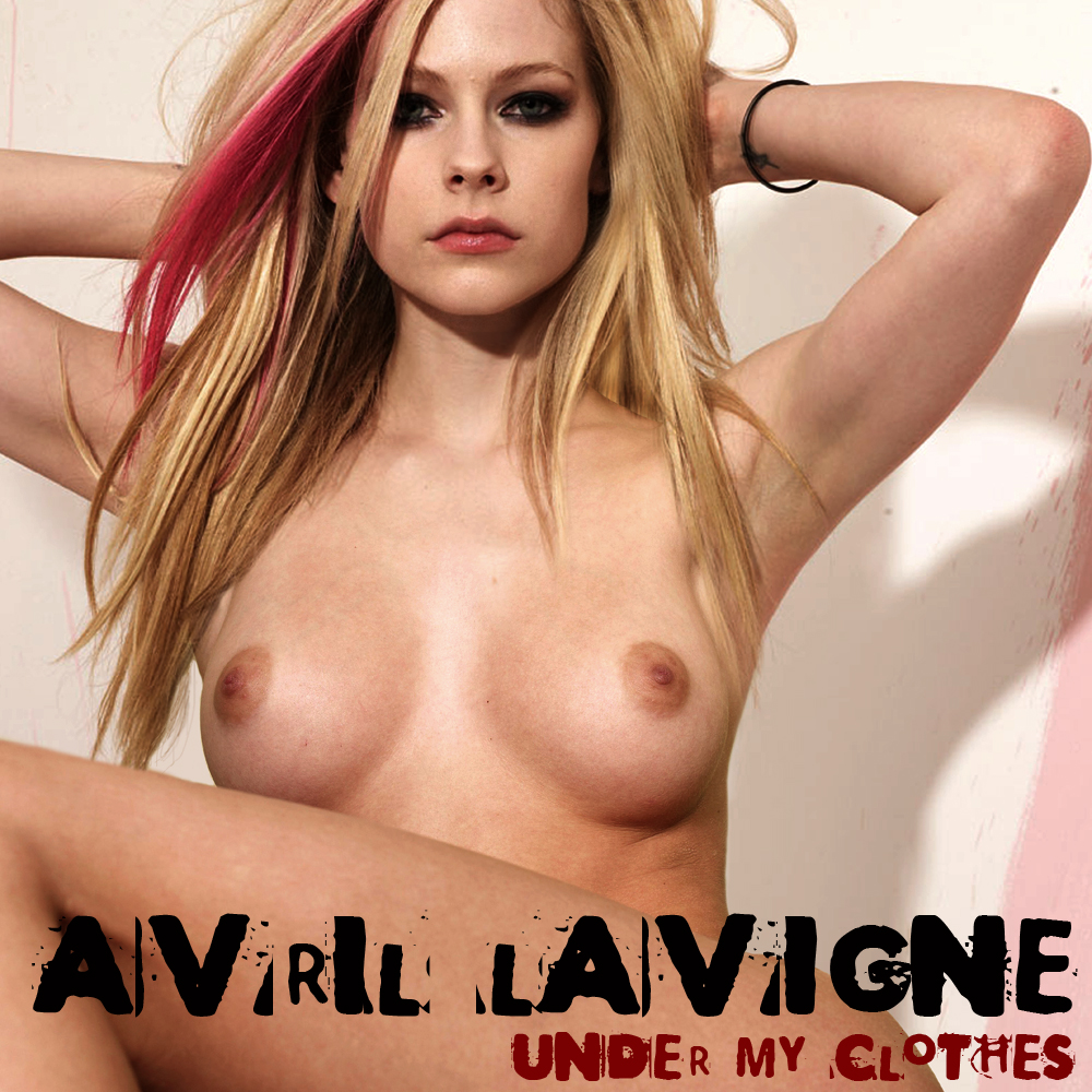 Avril Lavigne's Nude Photos. Avril's hot nude photos.