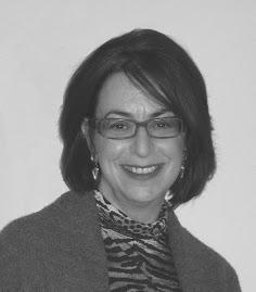 Poet Rona Shaffran