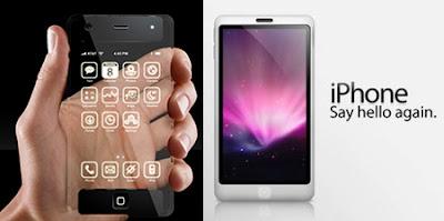 10 Beautiful Apple IPhone Concept Designs