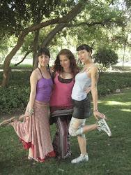 Amistad TRIBAL....las adoro chicas!!!
