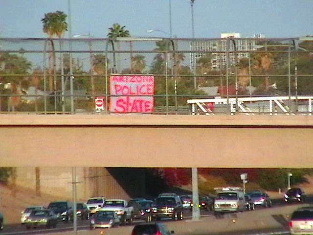 Signs of the Times: Arizona, 2010.