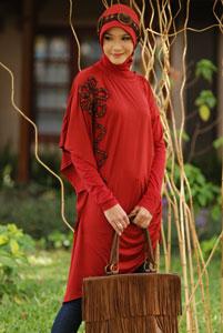 Koleksi Kaftan Cantik dan Model Terbaru: Busana Muslim Dannis ...