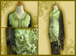 ONLINE KURUNG TIMBUL & KEBAYA SULAM COLLECTION