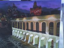 Vista Nocturna -Cabildo de Cordoba
