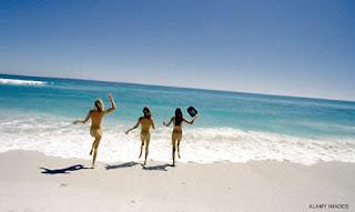 Top Ten Naturist beaches – Worldwide