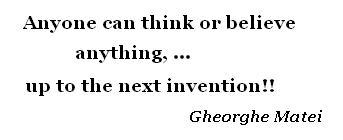 Think vs. Believe