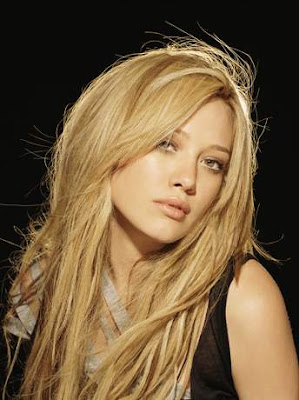 hilary duff wedding hairstyles