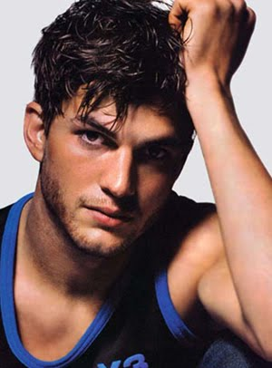 ashton kutcher modelling. Did you know Ashton Kutcher