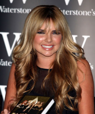 nadine coyle hairstyles. photos of Nadine Coyle.