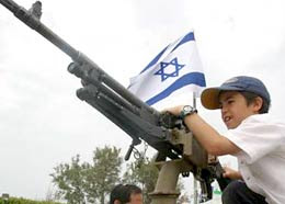 jewish children guns