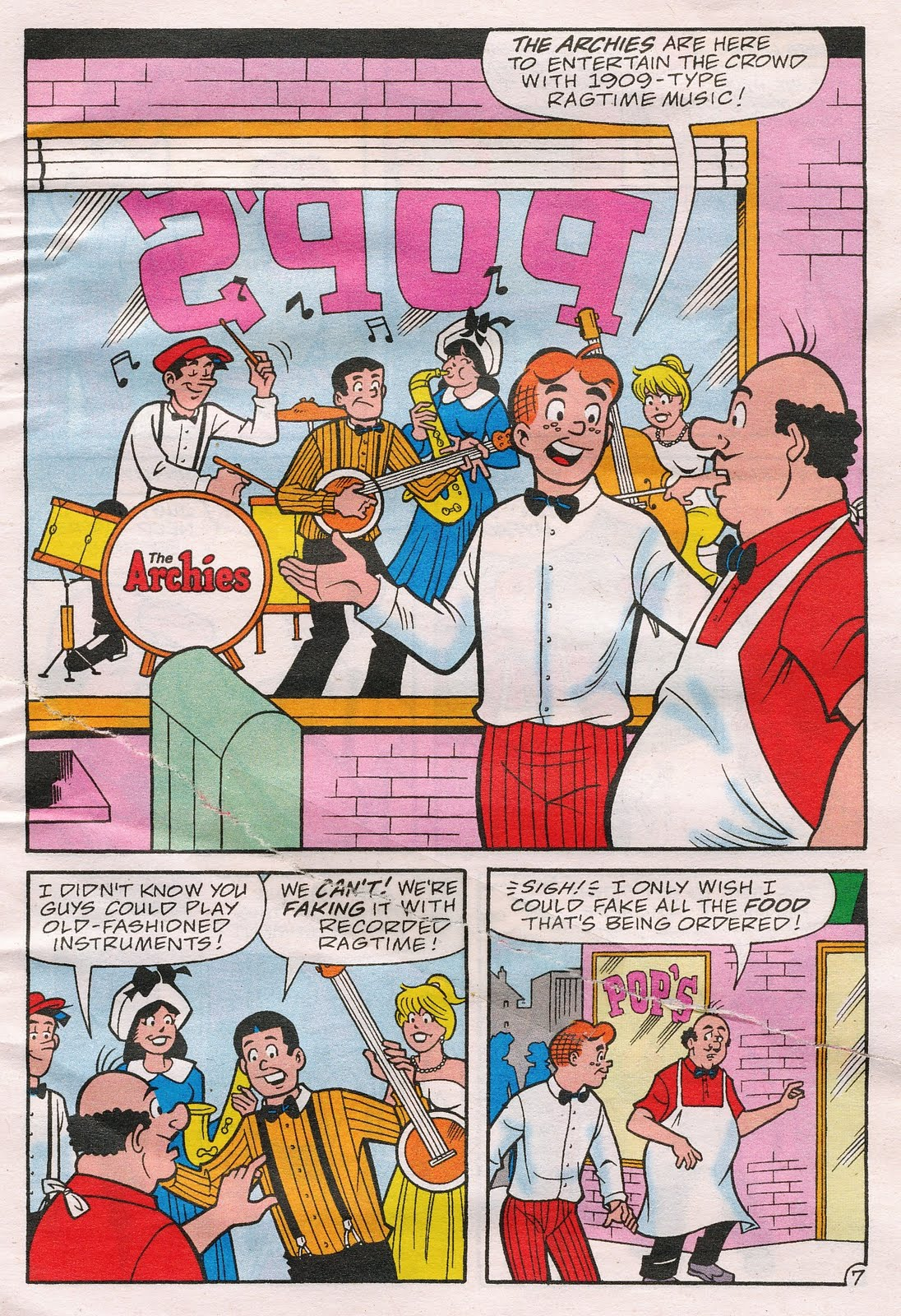 [archie+ragtime]