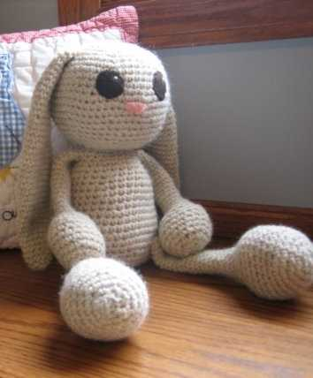 Crochet N Play Designs My Favorite Free Patterns Lavender Bunny