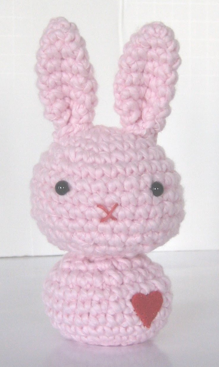 Free Crochet Patterns Of Bunnies : CROCHET N PLAY DESIGNS: My favorite free patterns: Love ...
