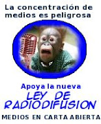 NO AL MONOPOLIO MEDIATICO  www.votamospositivo.com