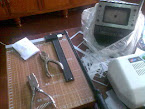 PVC Cutter, 2 Slotmakers, Laminator & Paper Cutter