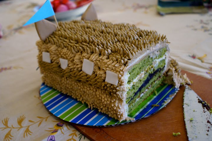 Rugelach & Honey Cake
