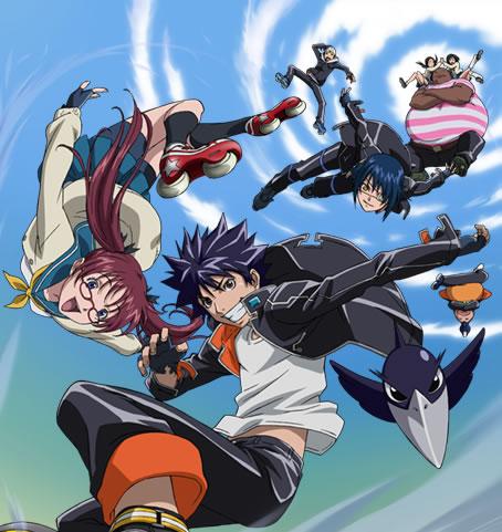 Air Gear (Anime/Manga) Img03