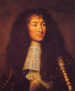 Joseph ou le déploiement de la grâce Louis-quatorze-jeune-par-le-brun