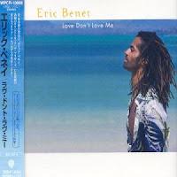 Cover Album of Eric BenГ©t - Love Don't Love Me (2001)
