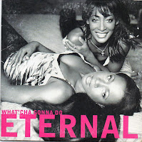 Cover Album of Eternal - What'cha Gonna Do (1999)