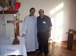 Padre Fabian Barrera -Héctor Figueroa