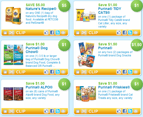 Little friskies cat food coupons
