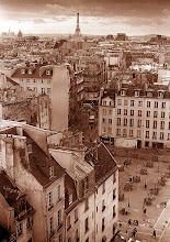 Paris Beauborgtan Şehir