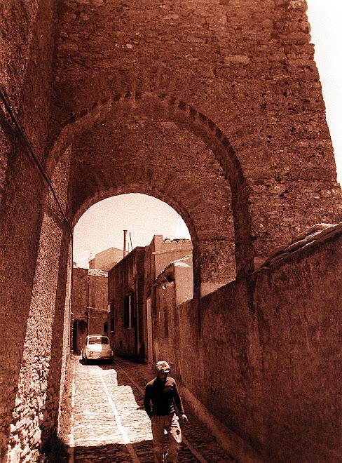 Sicilya sokak