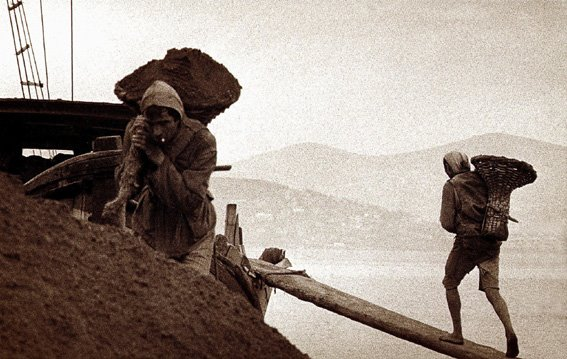 Kum İşcileri