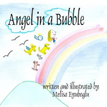 My little sister wrote & illustrated this book when she was 8... and I'm in it!