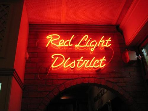 Holland's Cultural Identity: History of the Red Light District.