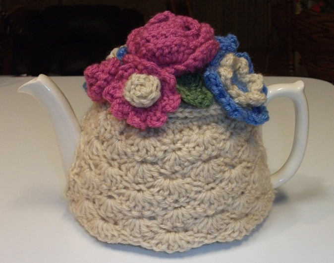 Christmas Tea Cosy Knitting Pattern Free