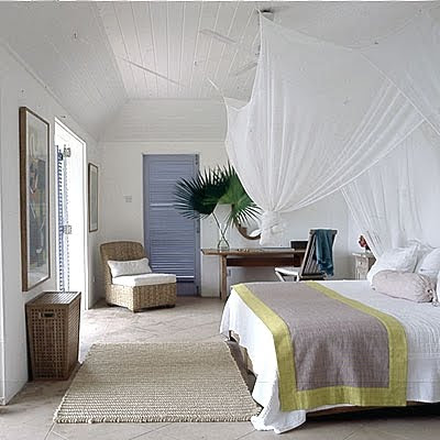 Modern Tropical Bedroom