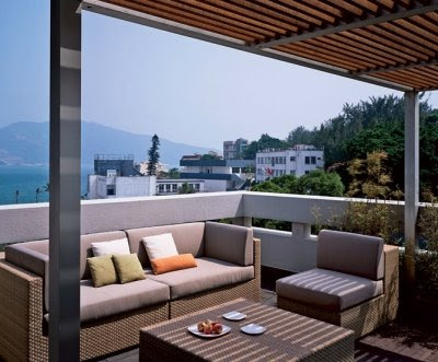 terrace Hong Kong