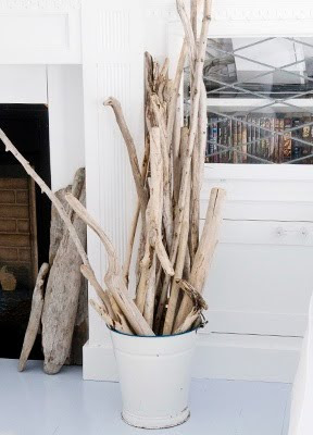 A Bundle of Driftwood
