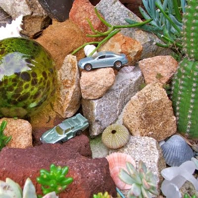Outdoor Garden Decor with Succulents the Sea Completely Coastal