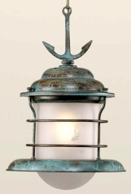 anchor pendant lighting fixture