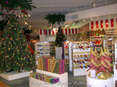 ... Old World Charm: A Visit to Myer Melbourne for Christmas Decorations
