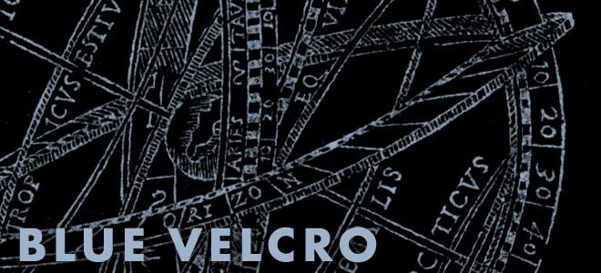 blue velcro