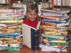 Мы любим книги!