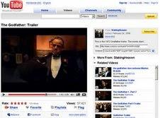 El cine, en YouTube