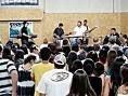 inistração no Congresso de jovens na I.B. em Marechal Deodoro-AL